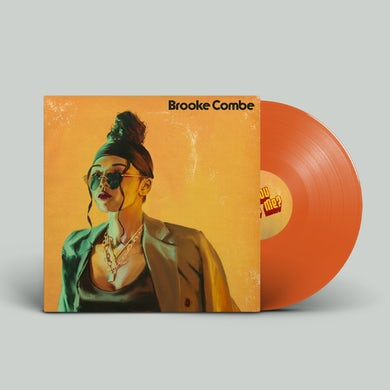 Brooke Combe Are You With Me? /  7 Inch