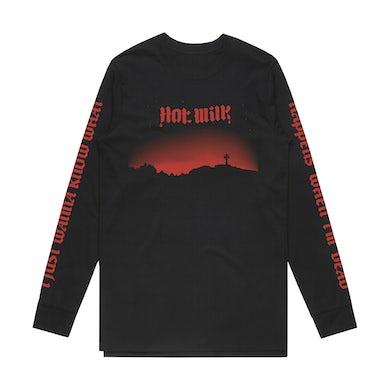 Hot Milk Long Sleeve T-Shirt