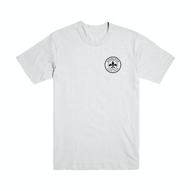 Stanleys  Look Back Logo T-Shirt (White)