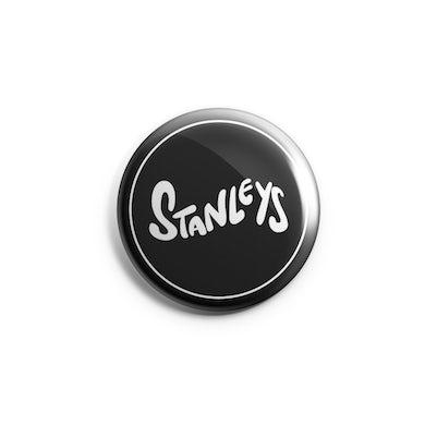 Stanleys  Black Pin Badge