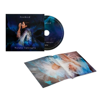 Firebird Digipak CD