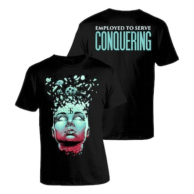 Employed To Serve Conquering T-Shirt