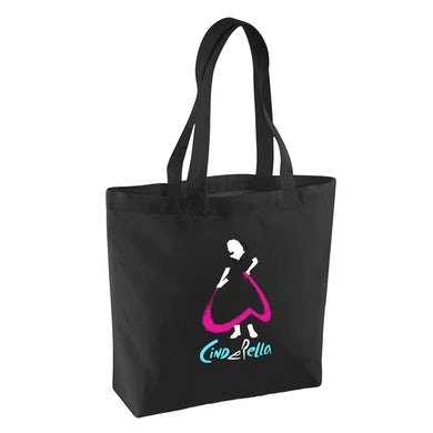 Cinderella Logo Tote Bag