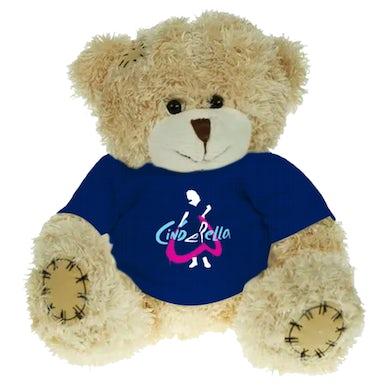 Cinderella Bear Plush