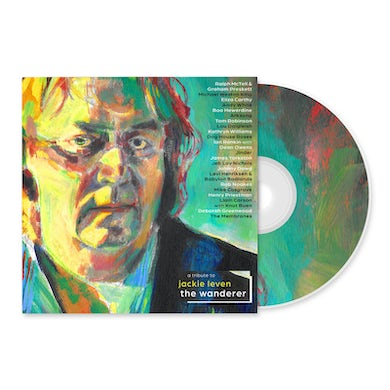 The Wanderer - A Tribute to Jackie Leven CD