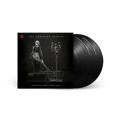 The The.  The Comeback Special 3LP Black Triple Vinyl