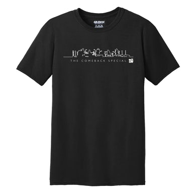 The The.  Silhouette T-Shirt