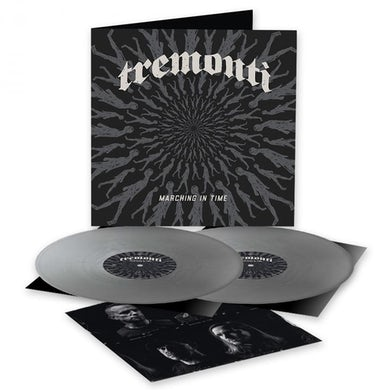Marching In Time Silver Double Vinyl