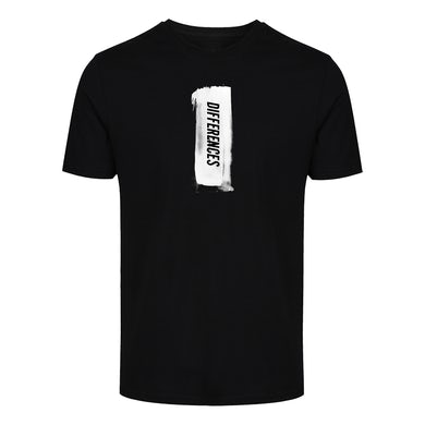 B Young Differences Paint Stripe Black T-Shirt