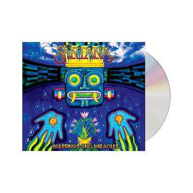 Santana Blessings And Miracles CD