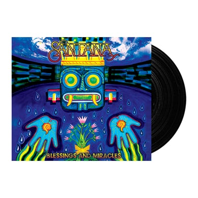 Blessings And Miracles Black Double LP (Vinyl)