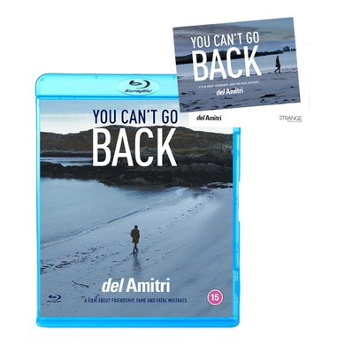 Del Amitri You Can't Go Back - Special Edition Blu-Ray Blu-ray