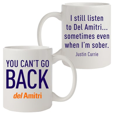 Del Amitri You Can't Go Back - Mug