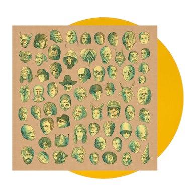Regal Worm The Hideous Goblink Yellow LP (Vinyl)