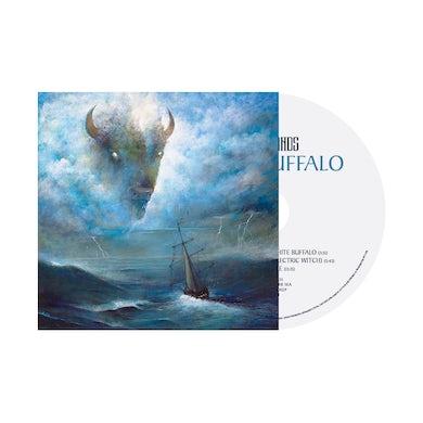 Crown Lands White Buffalo CD Album CD