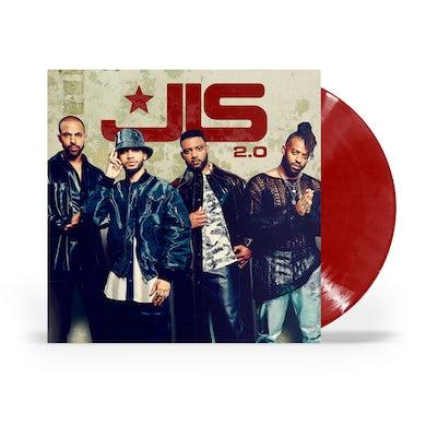 JLS 2.0 Red Vinyl (Exclusive) LP
