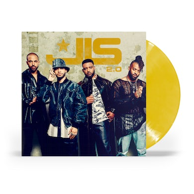 2.0 Yellow Vinyl (Exclusive) (Signed by JB) LP