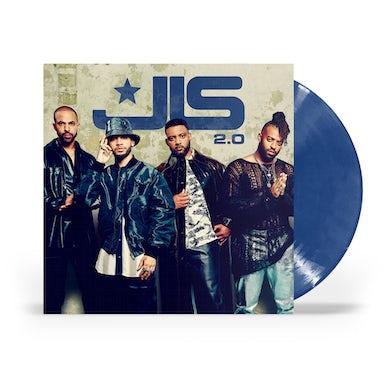 JLS 2.0 Blue Vinyl (Exclusive) LP