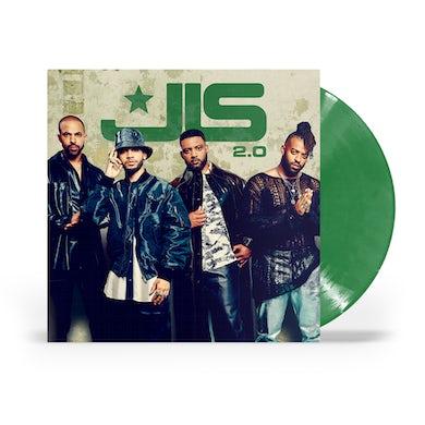 JLS 2.0 Green Vinyl (Exclusive) LP