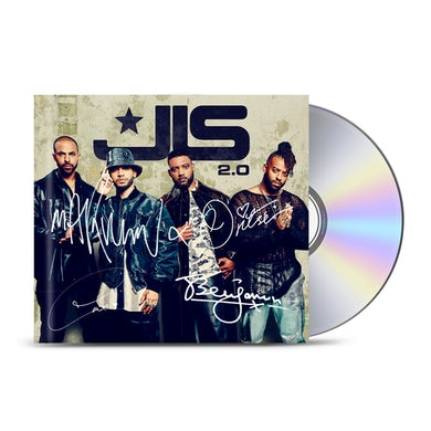 JLS 2.0 Deluxe CD Album Deluxe CD