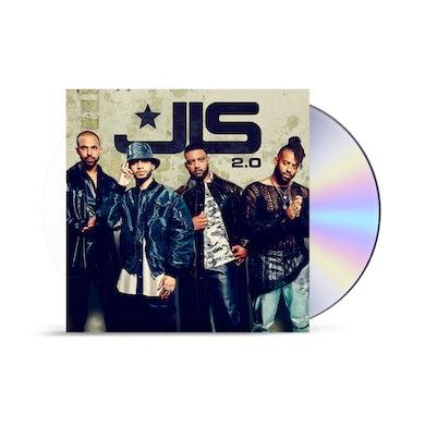 JLS 2.0 Standard CD Album CD