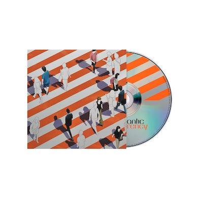 Twin Atlantic Transparency CD Album (Signed) CD