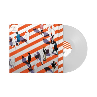 Twin Atlantic Transparency Clear Vinyl (Signed) LP