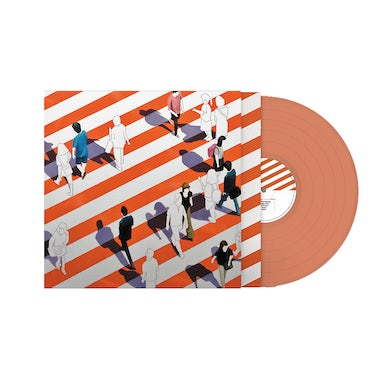Twin Atlantic Transparency Clear Amber Vinyl (Signed) (Exclusive) LP