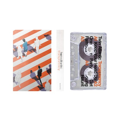Transparency Clear Cassette (Signed) Cassette