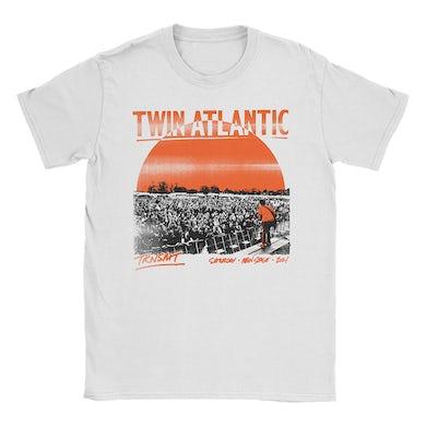 Twin Atlantic TRNSMT Sunset T-Shirt