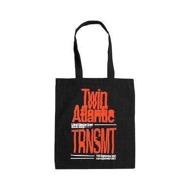 Twin Atlantic TRNSMT Tote Bag