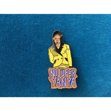 Nilüfer Yanya Badge