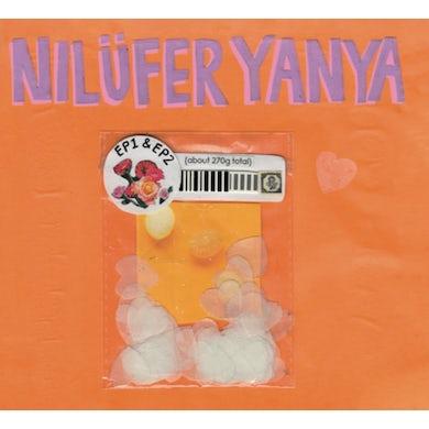 Nilüfer Yanya EP1 & EP2 CD