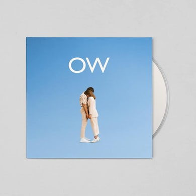 Oh Wonder No One Else Can Wear Your Crown Deluxe CD Album Deluxe CD