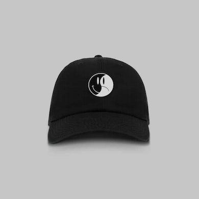 Oh Wonder Black Happy/Sad Cap