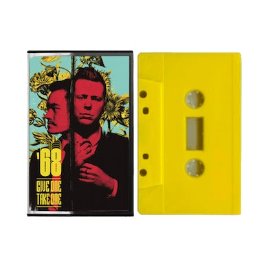 '68 Give One Take One Cassette (Yellow) Cassette