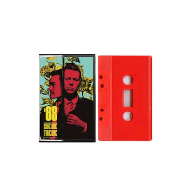 '68 Give One Take One Cassette (Red) Cassette