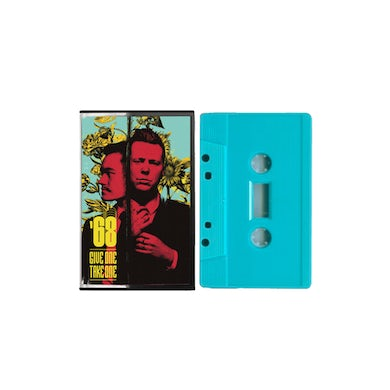Give One Take One Cassette (Turquoise) Cassette