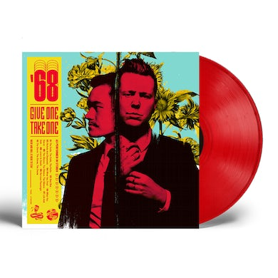 Give One Take One Transparent Red Vinyl Vinyl