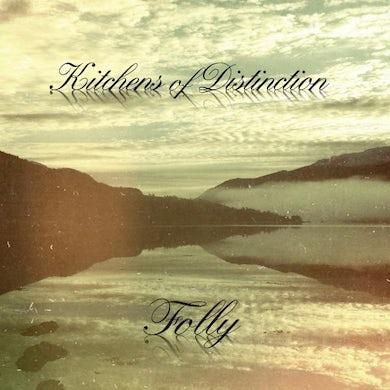 3 Loop Music Kitchens Of Distinction - Folly CD