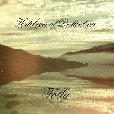 3 Loop Music Kitchens Of Distinction - Folly Heavyweight LP (Vinyl)