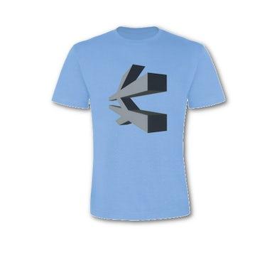3 Loop Music The Male Eunuch Logo T-Shirt