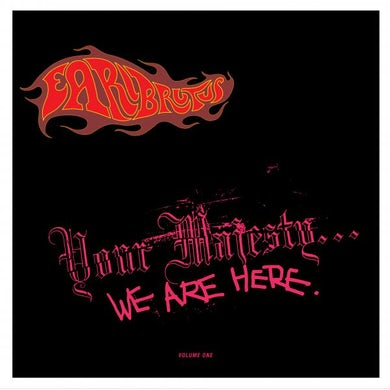3 Loop Music Your Majesty... We Are Here Heavyweight LP (Vinyl)