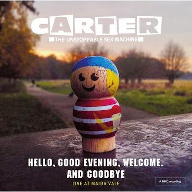 3 Loop Music Hello, Good Evening, Welcome. And Goodbye LP (Vinyl)