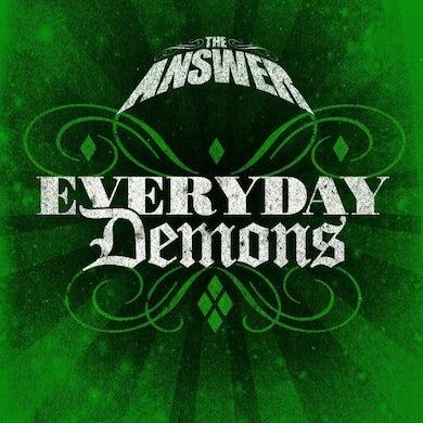 7Hz Every Day Demons: Green CD