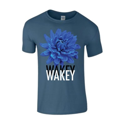 7Hz Blue Homeless Poets T-Shirt
