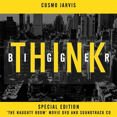 7Hz Think Bigger: Special Edition Deluxe CD