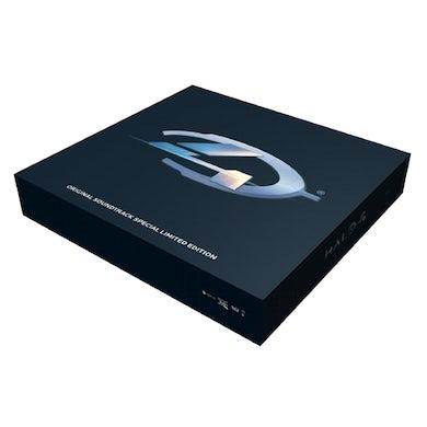7Hz Halo 4 Special Edition Boxset (Including Vinyl, DVD, Book) Boxset