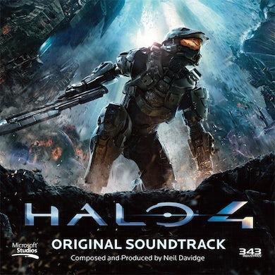 7Hz Halo 4 Official Soundtrack CD