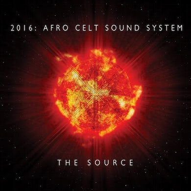 Afro Celt Sound System The Source 2LP Double Heavyweight LP (Vinyl)